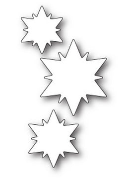 Poppystamps - Dies - Crystal Ornament Background