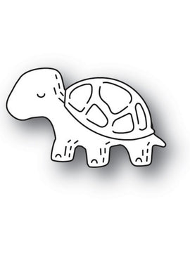 Poppystamps - Dies - Whittle Turtle