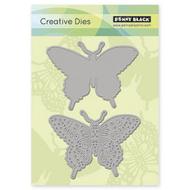 Penny Black - Dies - Delicate Wings