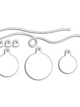 Penny Black - Dies - Ornaments Kit
