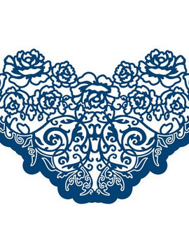 Tattered Lace Dies - Rose Ornate
