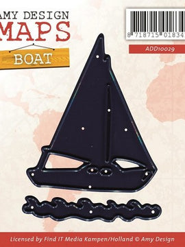 Amy Design - Dies - Boat