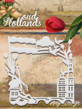 Amy Designs - Holland Frame
