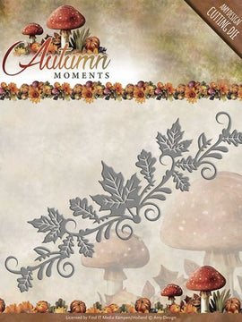Amy Design - Autumn Moments - Leaves Border