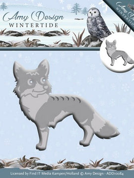 Amy Design - Dies - Wintertide - Fox