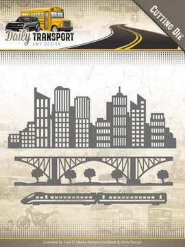 Amy Design - Dies - Daily Transport - In The City