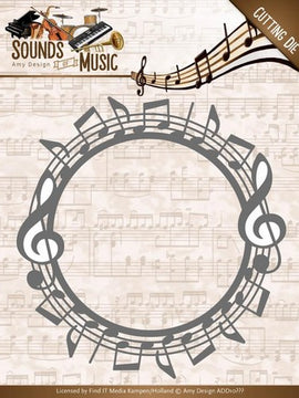 Amy Design - Dies - Sounds Of Music - Music Frame