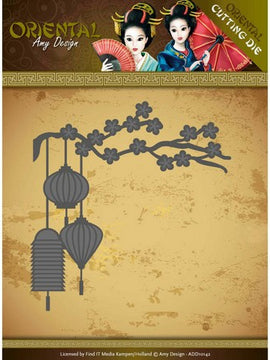 Amy Design - Oriental - Chinese Lantern