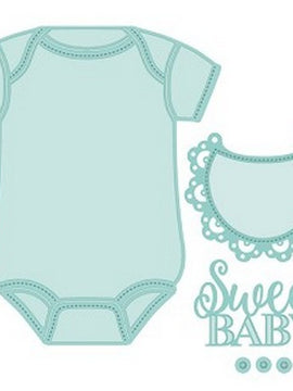 Sue Wilson Designs - New Arrival Collection - Baby Onesie
