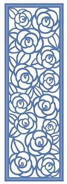Sue Wilson Designs - Striplet - Rose Garden