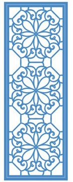 Sue Wilson Designs - Striplet - Ornate Octagons