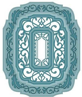 Sue Wilson Designs - Noble Collection - Classic Adorned Designs