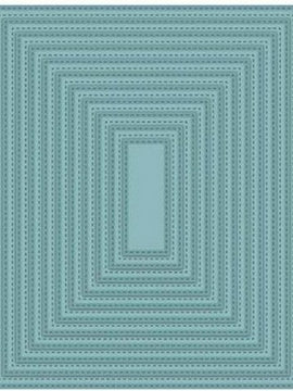 Sue Wilson Designs - Noble Collection - Double Stitched Rectangles