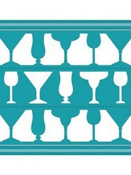 Sue Wilson Designs - Background Collection - Happy Hour