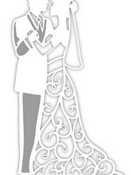 Sue Wilson Designs - Special Occasion -  The Happy Couple