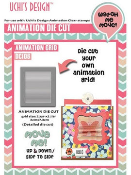 Uchi's - Animation Die - Animation Grid