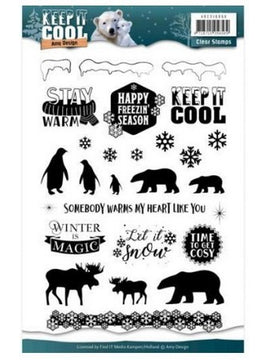Amy Design - Stamps - Keep It Cool