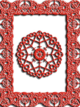 Cheery Lynn Designs - Celtic Fire Rectangle