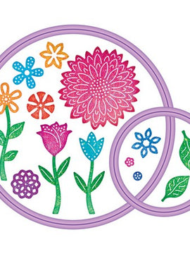 Cheery Lynn Designs - Doily Companion Circle