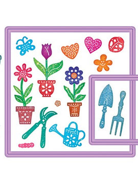 Cheery Lynn Designs - Doily Companion Square