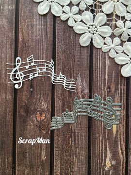 ScrapMan - Dies - Notes