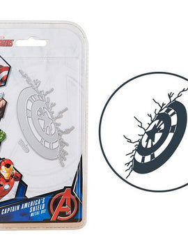 Marvel - Cutting Dies - Avengers - Captain America's Shield