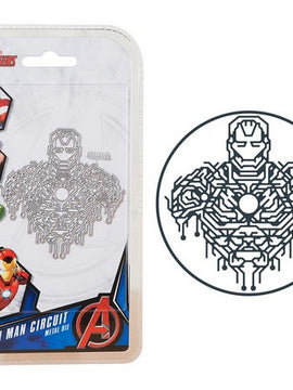 Marvel - Cutting Dies - Avengers - Iron Man Circuit