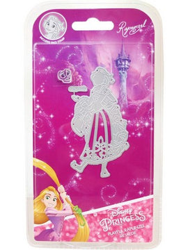 Disney - Cutting Dies - Princesses Rapunzel Playful