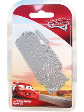 Disney - Cutting Dies - Cars 3 - Jackson Storm