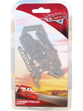 Disney - Cutting Dies - Cars 3 - Storming Through
