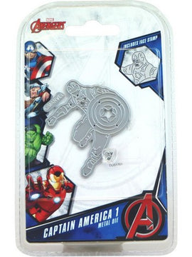 Marvel - Cutting Dies - Avengers - Captain America 1