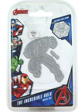 Marvel - Cutting Dies - Avengers - The Incredible Hulk