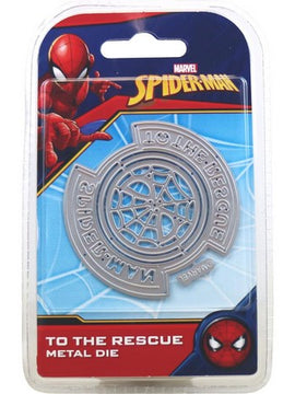 Marvel - Cutting Dies -ÊSpiderman To The Rescue