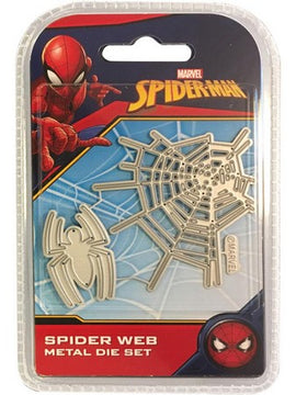 Marvel - Cutting Dies - Spider Man - Spider Web