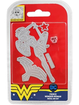 DC Comics - Wonder Woman Dies - Fierce Wonder Woman