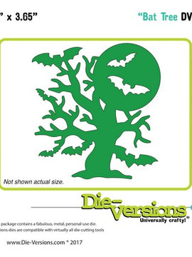 Die-Versions - Dies - Bat Tree