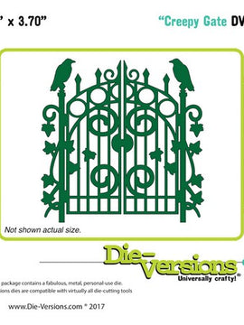Die-Versions - Dies - Creepy Gate