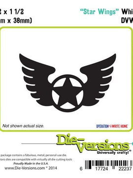Die-Versions - Whispers - Star Wings