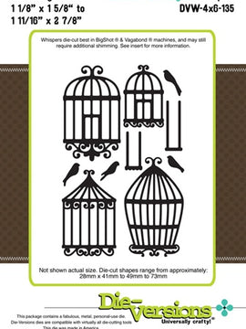 Whispers - Beautiful Bird Cages