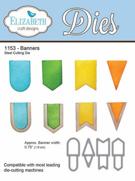 Elizabeth Craft Designs - Banners