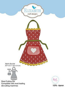 Elizabeth Craft Designs - Dies - Apron