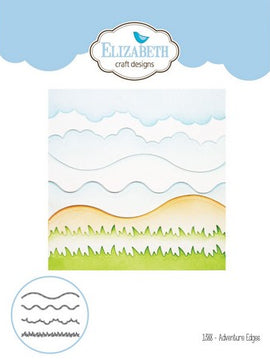 Elizabeth Craft Designs - Dies - Adventure Edges