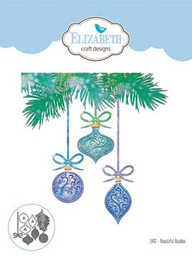 Elizabeth Craft Designs - Dies - Beautiful Baubles