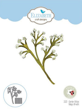 Elizabeth Craft Designs - Dies - Baby's Breath