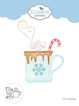 Elizabeth Craft Design - Dies - Hot Chocolate