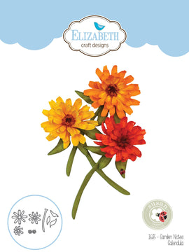 Elizabeth Craft Designs - Dies - Calendula