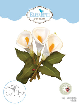 Elizabeth Craft Designs - Dies - Calla Lily