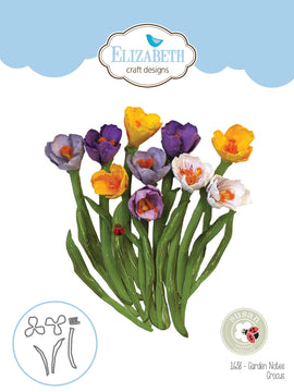 Elizabeth Craft Designs - Dies - Crocus