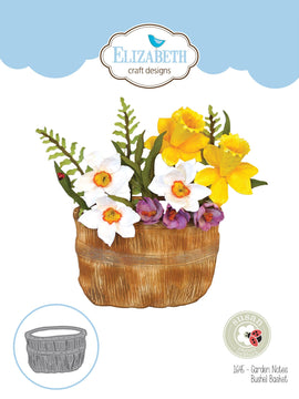 Elizabeth Craft Designs - Dies - Bushel Basket