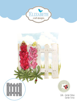 Elizabeth Craft Designs - Dies - Garden Fence